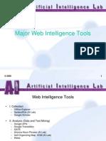22 WebIntelligence Tools Feb2008