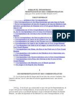 Traite Des Representations Et Des Correspondances - Emmanuel Swedenborg