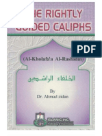 The Rightly Guided Caliphs - Ahmad Zidan
