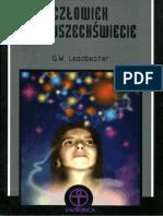 GW Leadbeater - Człowiek we Wszechświecie