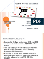 RETAIL DOESN'T CROSS BORDERS ppts