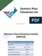 Domino's Pizza Enterprises Ltd