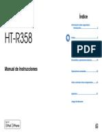 HT S3505 Espanol