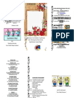 Buku Program Hari Daftar Th1 & Prasekolah 2014