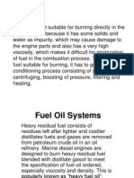 07 Fuel Oil Systems