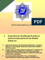Test Egzaminacyjny
