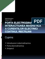 Forta electrodinamica
