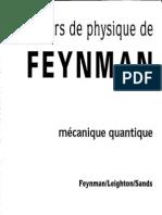 Cours de Mécanique Quantique