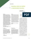 KAP, M. y  MARTIN, M.V  Sobre Los Medios y Subjetividades Docentes
