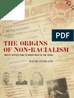 The Origins of Non-racialism