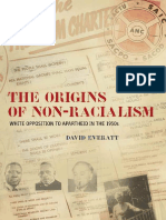 The Origins of Non-racialism