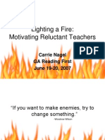 Carrie Nagaelreluctant Teachers
