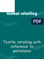 global retailing Ppt New