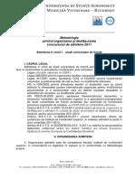 Metodologia.privind.organizarea.si.Desfasurarea.concursului.de.Admitere.2011