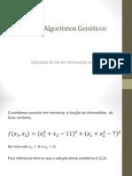 Algoritmos Genético