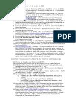 Informação Paroquial de 12 a 19 de Janeiro de 2014