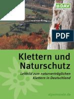 Leitbild Klettern 2012
