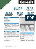 CL 152 Fisa Tehnica