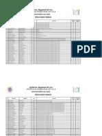 Resultados Finales CAS II-2013