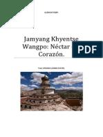 Jamyang Khyentse Wangpo Néctar del Corazón.