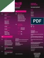 Programme Price List22313151531234w
