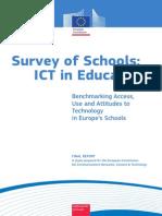 Survey of Schools i Ct in Education