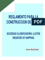 04ta Semana_Reglamentos para la Construcción de Naves