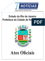 atos nova iguaçu janeiro 08-01-2014 quarta - Notícias de Nova Iguaçu