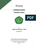 Gastritis Erosif