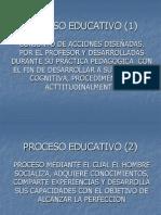 El Proceso Educativo (1)