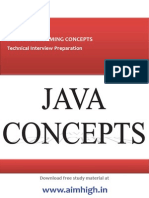 preview java interview
