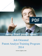 Patent Analyst Program