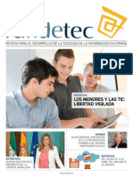 Revista Fundetec 31 (enero – febrero 2014)