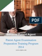 Patent Agent Examination