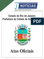 atos nova iguaçu Novembro 28-11-2013 quinta - Notícias de Nova Iguaçu