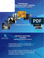 Freight Matters Canada Demo 6
