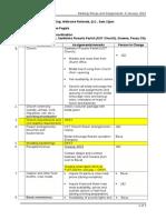 DREAMS Meeting Assignements J&J 6January 2014