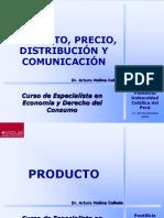 Producto Precio y Comunicacion