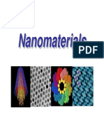 Nanoclusters and Nanoparticles
