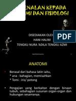 Pengenalan Anatomi Dan Fisiologi Hani Dila