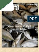 Agri and Aqua Culturing Newsletter Dec 2013 Quarterly