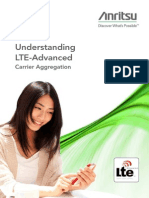 Anritsu - Understanding LTE-Advanced - Carrier Aggregation