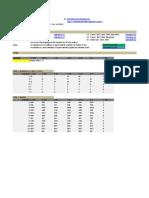 Calendar 2014 v4 USA in Excel
