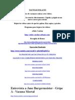 Vacunas Mortales Enlaces Web Sep 2009