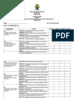 Senarai Semak Individu Form3 Bm2014