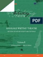 manuale di scrittura teatrale