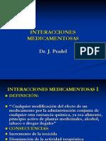 3. INTERACCIONES MEDICAMENTOSAS 1