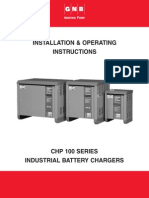 CHP100 _GNB Battery Charger