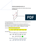 Ejercicios Geometria en r3 #2