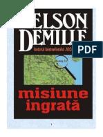 Nelson DeMille - Misiune Ingrata v1.0